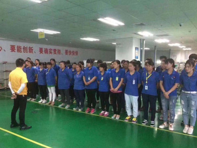 上海赫比电子厂招聘工人
